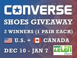 Zelen Shoes Giveaway