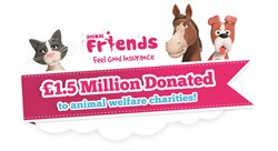 £1.5 Million Animal Friends