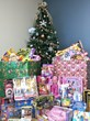 Ovation Hair Supports Annual Toys for Tots Drive