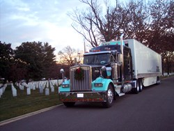 Dart Transit Company Provides Transportation for Wreaths Across America