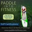 Paddle Into Fitness Announces 2014 Paddleboard Certifications, SUP...