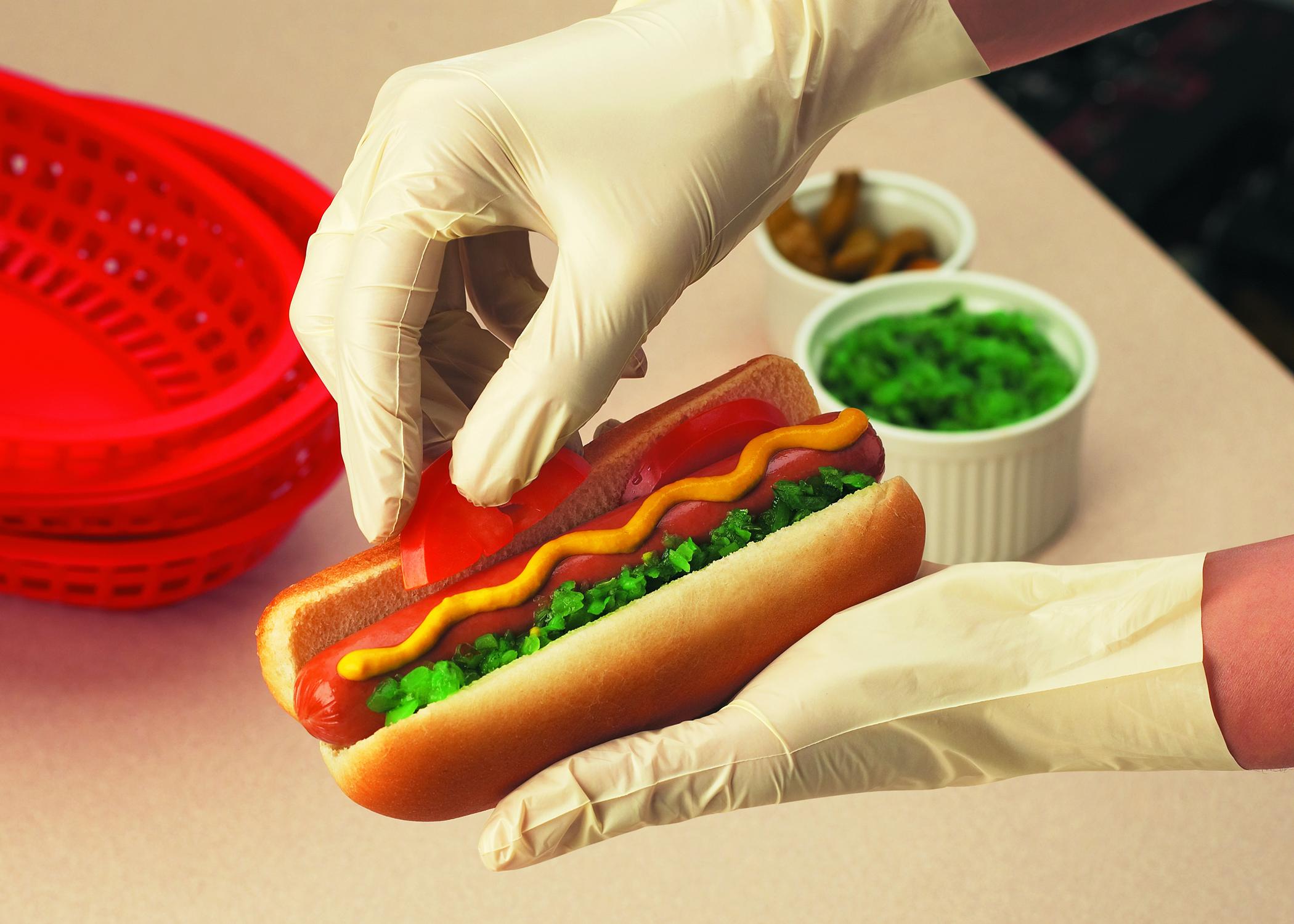 Foodhandler Epic 174 Hybrid Gloves Receive U S Patent