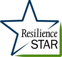 Resilience Star logo