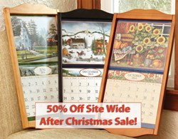 LANG's 50% Off Site Wide After Christmas Sale!
