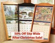 LANG Announces After Christmas Sale And Deals