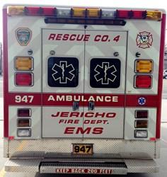 Jericho NY Fire Departmant