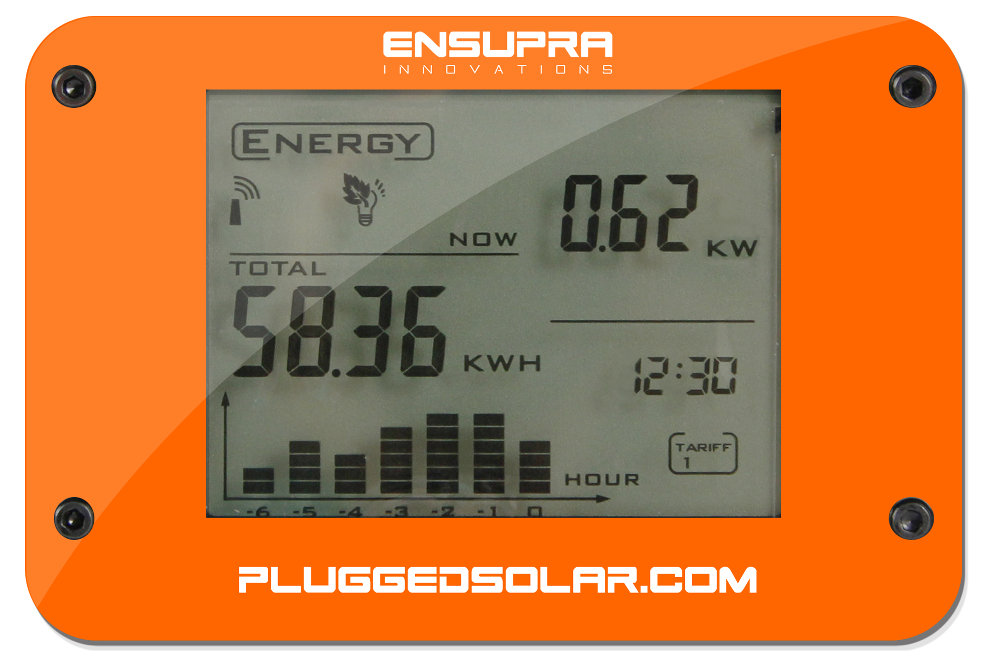 79de21fe1aad PluggedSolar  An Affordable Solar Power Solutions for Homeowners Comes with  Wireless Monitor