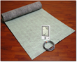 ThermoFloor Floor Heating Underlayment Pad for Wood & Laminate Floors