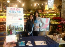 sheilah a doyle foundation, whole foods market, chicago, donation