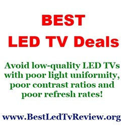 Best LED TV Deals