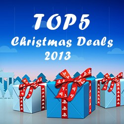 Top 5 Christmas Web Hosting Deals in 2013