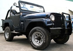 Used jeep 3.7 Engine