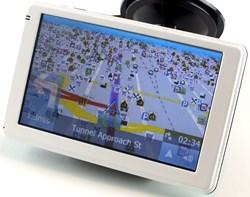 GPS Navigation Radar Detector Backup Camera Dashcam Bluetooth FM