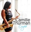 "Saxophonist and vocalist Camille Thurman debuts on Hot Tone Music with ""Origins."""