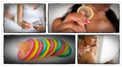 different birth control methods can