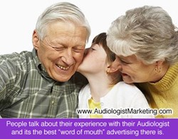 audiologist reputation marketing,
