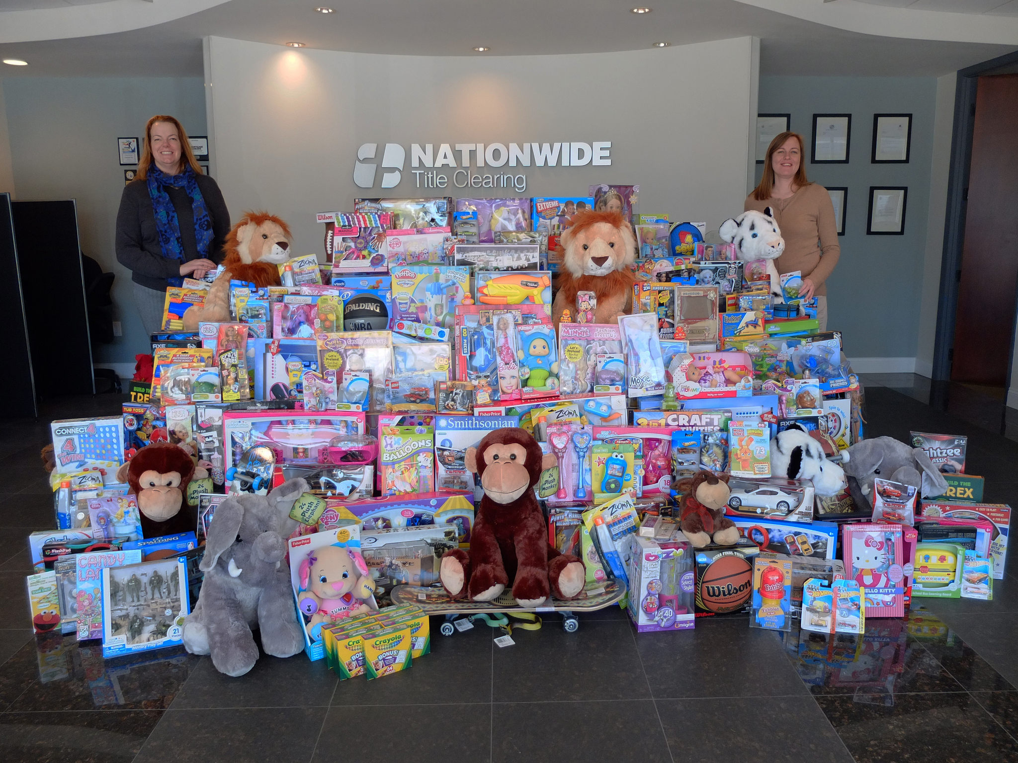 Toys For Tots Foundation Florida : Ntc extends csr efforts collects toys for local