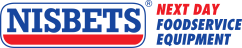 Nisbets NextDay Food Service Equipment Logo