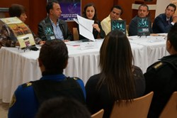 The Truth About Drugs Forum at the National Scientology Organization of Mexico brought together community groups concerned with tackling drug abuse in Mexico City.