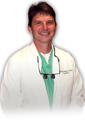 Dr. J. Michael Robertson is a periodontist in Tupelo, MS
