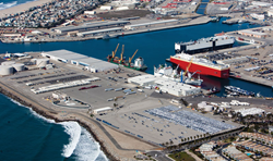 Port Aerial