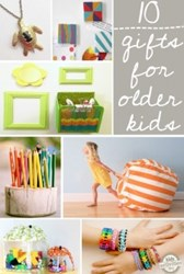 gift ideas for older kids