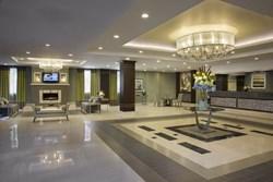 Hilton Garden Inn Toronto City Centre Lobby