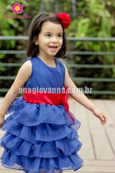 Ana Giovanna Vestidos infantis