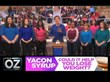 """Dr OZ Yacon Syrup Review Released Online - """"It Could Be the Next..."""