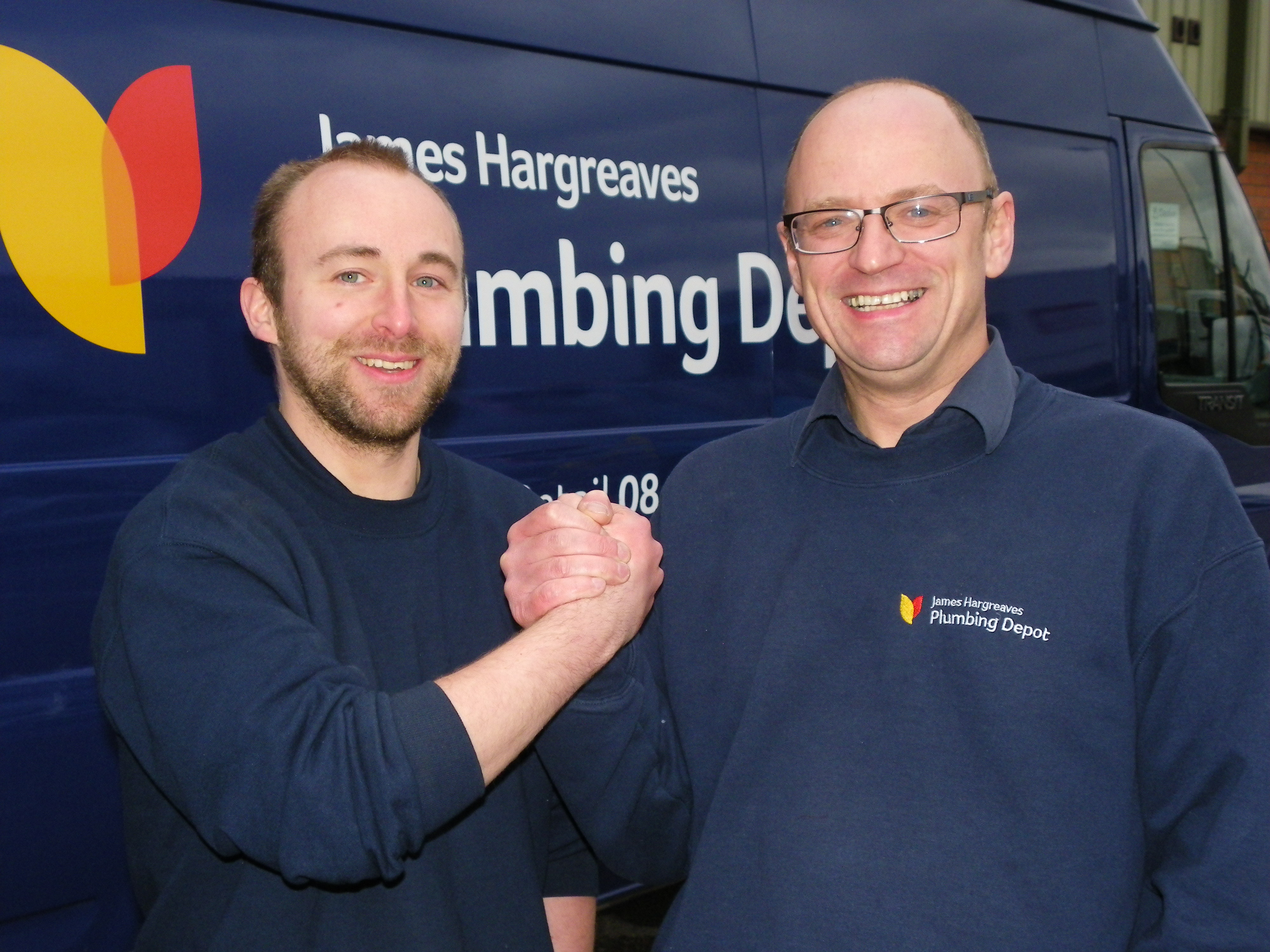 Plumbing Depot In Wigan Strikes A Record Deal By Looking
