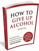 how to give up alcohol review