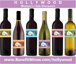 Hollywood Women's Club Wines