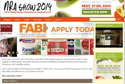 USAFact to Attend the National Restaurant Association Show 2014
