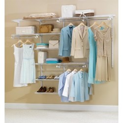 image of closet organizer kit from SpaceSavers.com