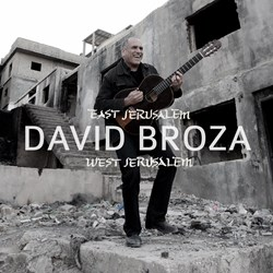 David Broza at the Osher Marin JCC Friday January 17, 2014: 3:30pm