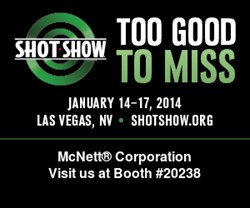 SHOT Show, McNett Tactical