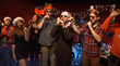 Studio City Sound Staff performing 'Twas the Night Before Christmas'