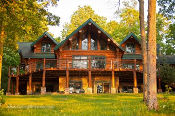 Unique upstate new york real estate opportunities lake for Log cabins upstate ny