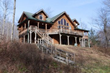 This 5 bedroom log home is located on 8 acres near Livingston Manor, New York.  $519,000. Listing 35094. For more information, call Stacy Keck-Colliton at 845-586-3321.