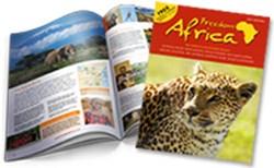 New 2014 Freedom Africa Bochure