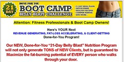 21 day boot camp belly blast review