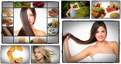 foods for hair growth review