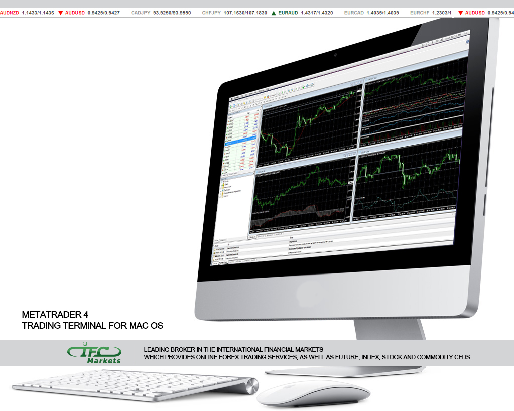 Forex trading platform for mac