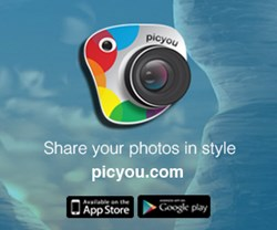 PicYou - Share your photos in style