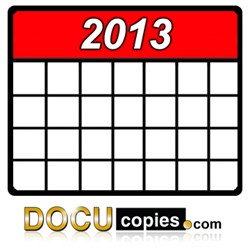 Docucopies review their progress in 2013 and looks to the future.