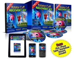 rotator cuff recovery kit review