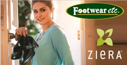 New Ziera shoes styles at Footwear etc.