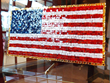 One of the project's backer rewards is this Stars & Stripes artwork for a £100 pledge ($164). It is created from over 1,200 pieces of hand-cut stained glass micro-mosaic and 50 topaz gems.