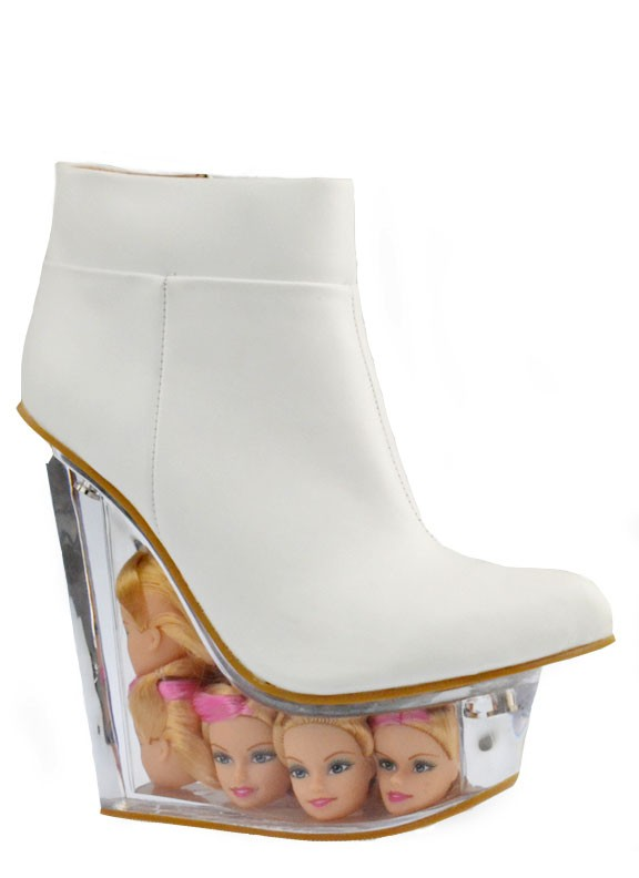 Jeffrey Campbell Luv-U at Envi Shoes