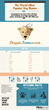 Infogram of World's Most Popular Dog Names 2013